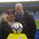Janice and Terry Green