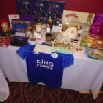 Raffle Prizes  1st Prize - Signed LCFC shirt  2nd Prize - LCFC  Stadium Tour 3rd Prize- An Adult LCFC membership For 2020/21 Season